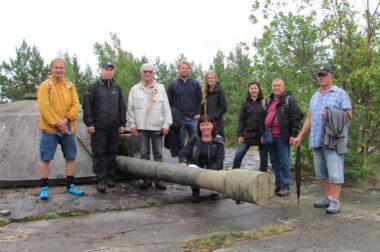 Hyvät Suomenlahden merivartiokillan jäsenet